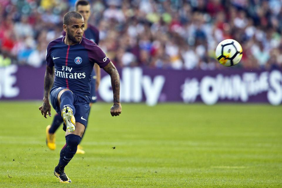Alves akan membuktikan diri keputusan Juventus untuk melepasnya salah
