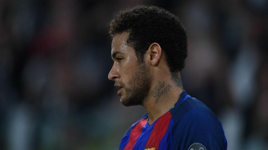 Neymar resmi gabung PSG