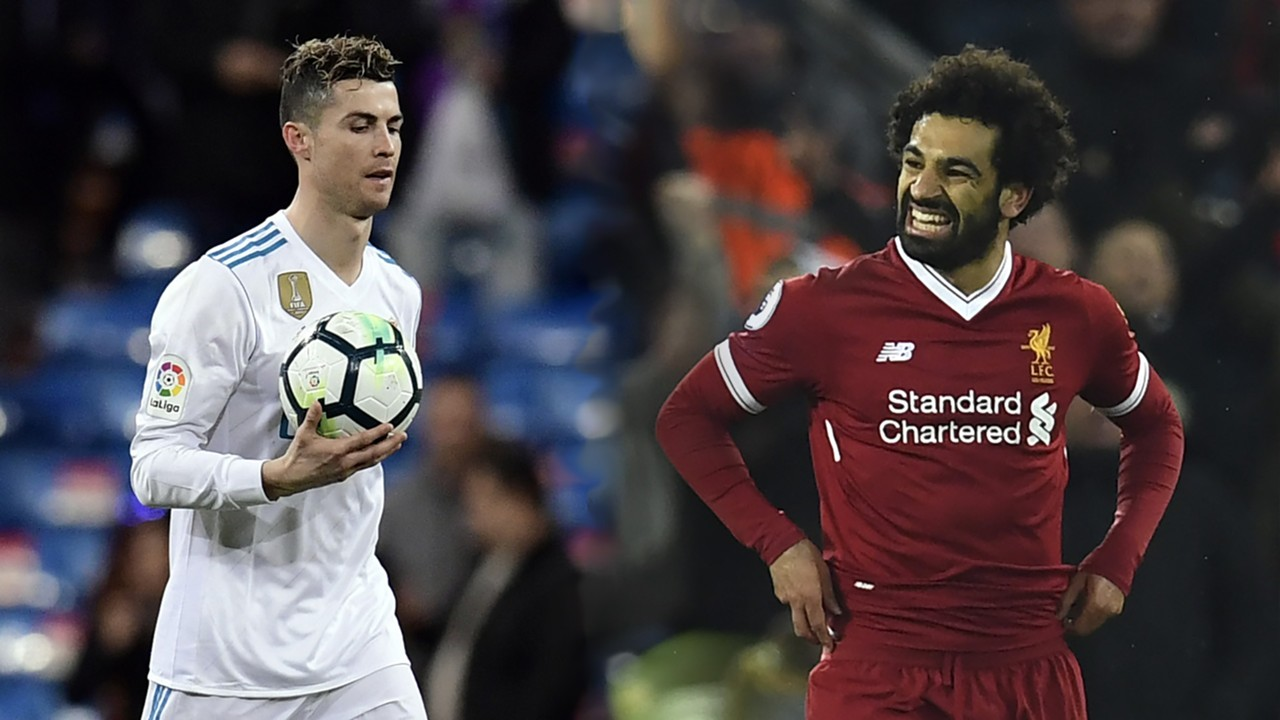 Ronaldo vs Salah