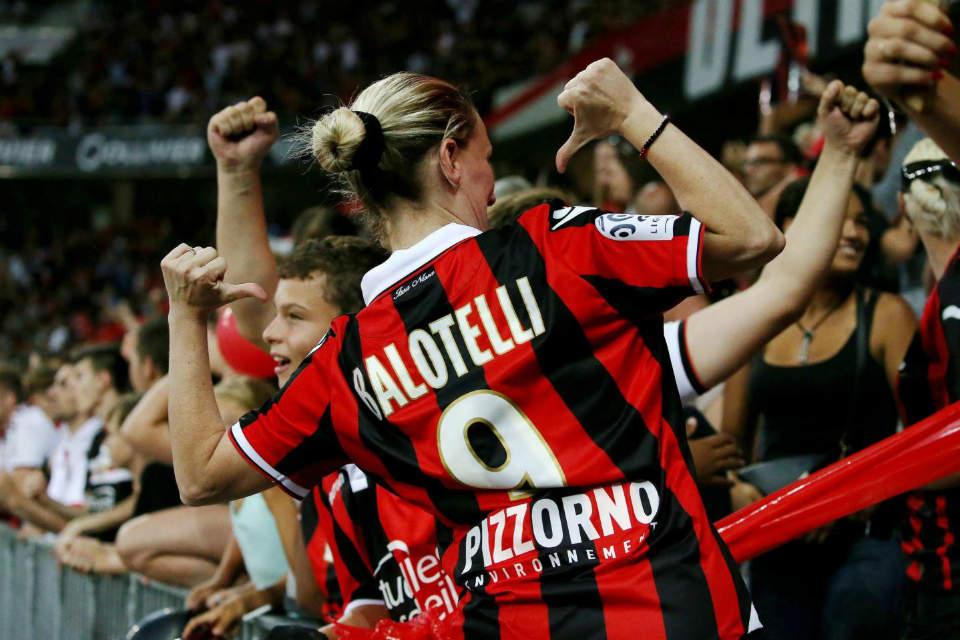 Kepahlawanan Balotelli bagi Nice musim lalu